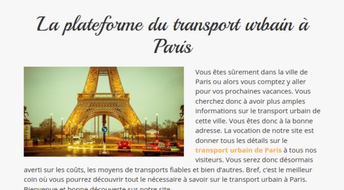 Plus fort que ratp.fr : préparez votre trajet de métro via une interface Googlemaps !