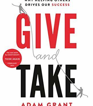 Give and take : donner, pour le meilleur ou pour le pire ?