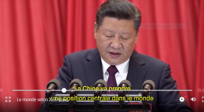 Mon avis sur le documentaire d'Arte «Le monde selon Xi Jinping»