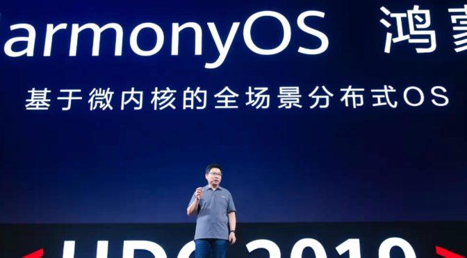 HarmonyOS : Huawei annonce son Big Bang