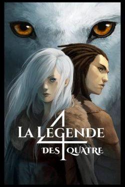 La Légende des Quatre, une saga pleine de magie et de mystère