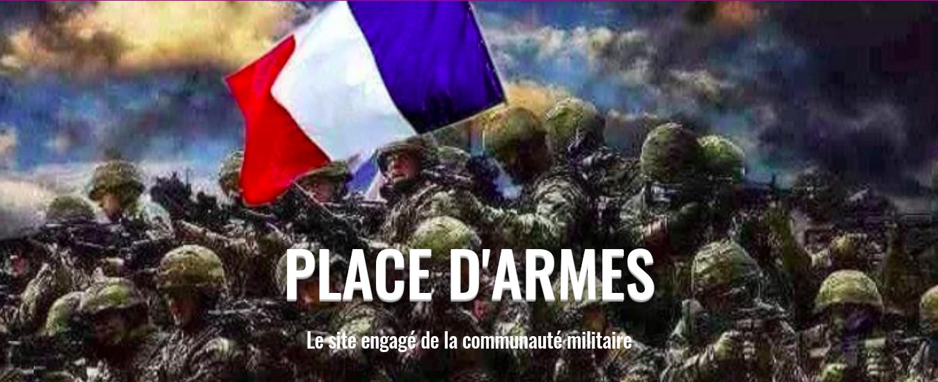 Site Place d'armes